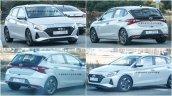 2020 Hyundai I20 Spy Shots