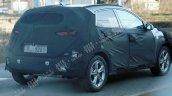 2021 Hyundai Kona Facelift Spied