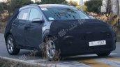2021 Hyundai Kona Facelift Spy Shot