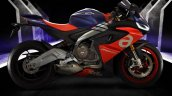 Aprilia Rs 660 Purple Red Rhs