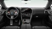 Bmw M8 Coupe Interior Dashboard