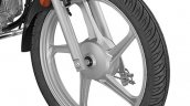 Bs6 Hero Splendor Front Wheel