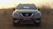 Nissan Kicks Review Images Front 3 0932