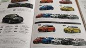 2020 Maruti Swift Facelift Colours Leak 1085