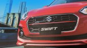 2020 Maruti Swift Facelift Grille Leak