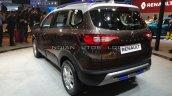 Renault Triber Amt Dual Tone Rear Three Quarters A