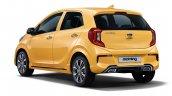 2020 Kia Picanto Facelift Morning Rear Quarters