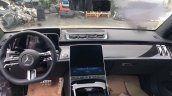 2021 Mercedes S Class Interior Next Gen Spy Shot