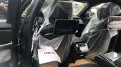 2021 Mercedes S Class Rear Entertainment System Da