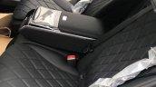 2021 Mercedes S Class Rear Seats