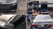 2021 Mercedes S Class Spy Shots B7af