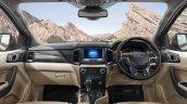 Bs Vi 2020 Ford Endeavour Interior 4af3