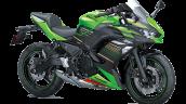 Bs6 Kawasaki Ninja 650 Lime Green Ebony 0701