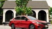 2020 Honda City Front Quarters On Location 44bd