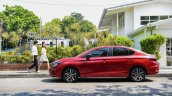 2020 Honda City Side Profile On Location