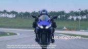 Bs Vi Yamaha Yzf R15 Promotional Video Headlight C