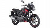 Bs6 Bajaj Pulsar 150 Twin Disc Front Three Quarter