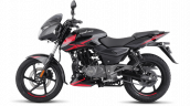 Bs6 Bajaj Pulsar 150 Twin Disc Left
