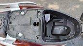Hero Destini 125 Road Test Review Detail Shots Und