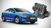 New Hyundai Elantra Diesel Bs6 Facelift 7720