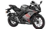 Yamaha R15 V3 0 Bs Vi Thunder Grey B460