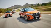 2020 Nissan Kicks E Power Facelift Track