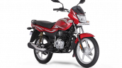 Bajaj Platina 100 Bs6 Front Three Quarter