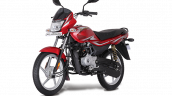 Bajaj Platina 100 Bs6 Front Three Quarter Lt