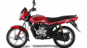 Bajaj Platina 100 Bs6 Left Side