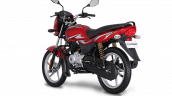 Bajaj Platina 100 Bs6 Rear Three Quarter