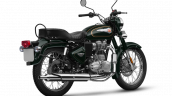 Royal Enfield Bullet 350 Bs6 Forest Green Static