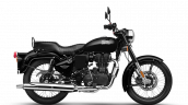 Royal Enfield Bullet 350 Es Bs6 Jet Black Rhs