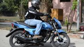 Tvs Victor Review Motion Side Lean