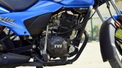 Tvs Victor Review Still Engine And Brake Lever