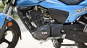 Tvs Victor Review Still Engine And Gear Lever