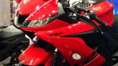 Yamaha R15 V3 0 Red Front Three Quarter