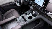 2021 Toyota Sienna Platinum Console
