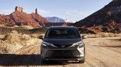 2021 Toyota Sienna Platinum Front 65ad