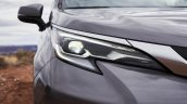 2021 Toyota Sienna Platinum Headlamp