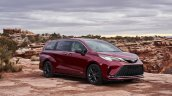 2021 Toyota Sienna Xse Front Quarters Right Side 4