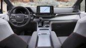 2021 Toyota Sienna Xse Interior Dashboard