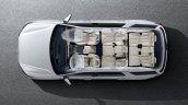 Hyundai Palisade Cabin Airbags 5fd1