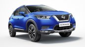 New Nissan Kicks 2020 Bs6 Exterior Ec80