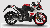 Bajaj Pulsar Rs200 Red Rhs 925d