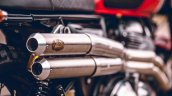 Royal Enfield Interceptor 650 Scrambler Exhaust