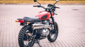 Royal Enfield Interceptor 650 Scrambler Rear 3 Qua