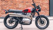 Royal Enfield Interceptor 650 Scrambler Static