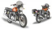 Royal Enfield Interceptor 650 Touring Accessories