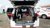 Toyota Innova Ambulance Rear