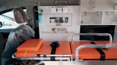 Toyota Innova Ambulance Stretcher